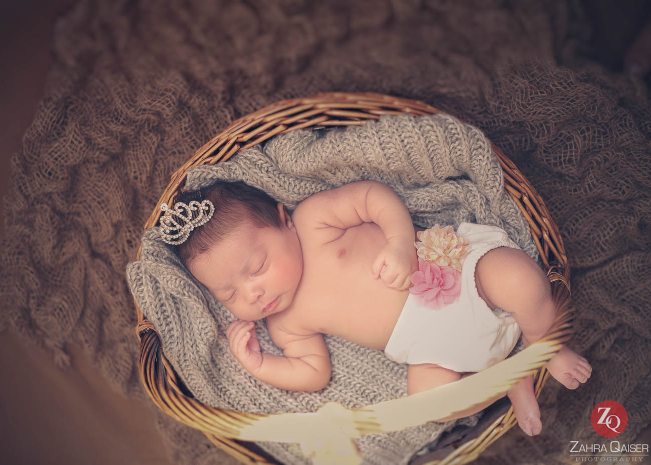 Newborn Photography in Qatar